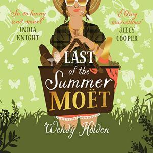 Last of the Summer Moët audiobook cover art