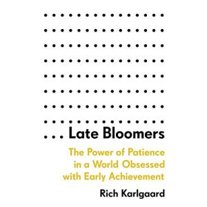 Late Bloomers audiobook cover art