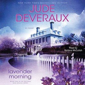 Lavender Morning audiobook cover art