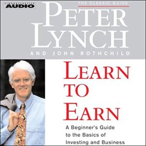 Learn to Earn audiobook cover art