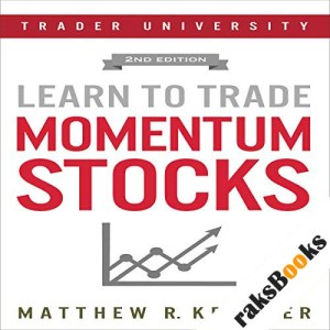 Learn to Trade Momentum Stocks audiobook cover art