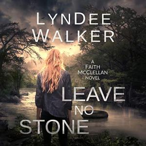Leave No Stone audiobook cover art