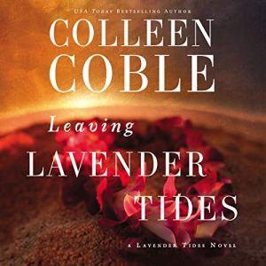 Leaving Lavender Tides audiobook cover art