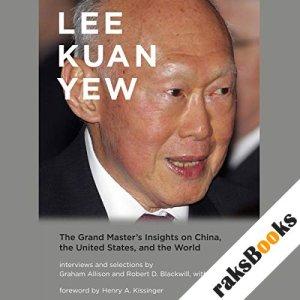 Lee Kuan Yew audiobook cover art
