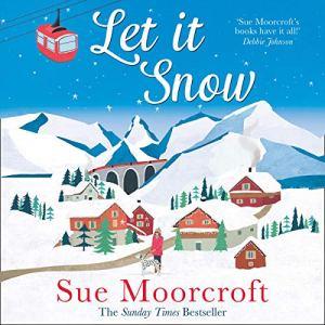 Let It Snow audiobook cover art