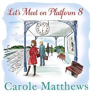 Let's Meet on Platform 8 audiobook cover art