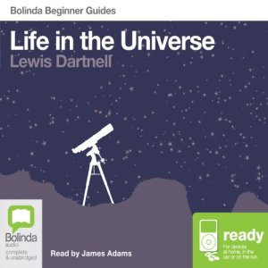 Life in the Universe audiobook cover art