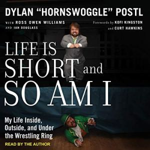 Life Is Short and So Am I audiobook cover art