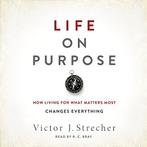 Life on Purpose audiobook cover art