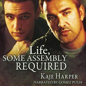 Life, Some Assembly Required audiobook cover art