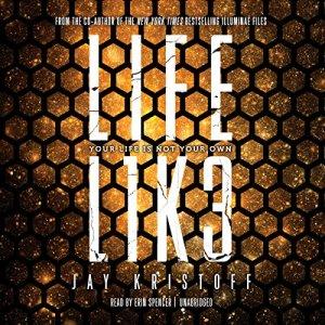 LIFEL1K3 (Lifelike) audiobook cover art