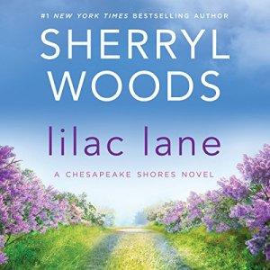 Lilac Lane audiobook cover art