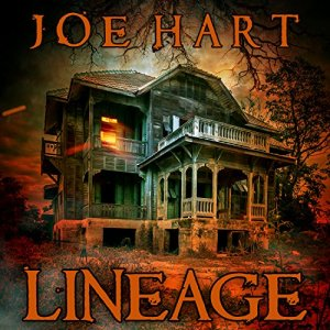 Lineage audiobook cover art