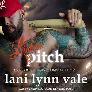 Listen, Pitch audiobook cover art