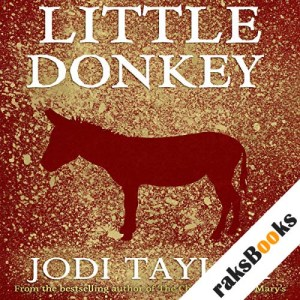 Little Donkey audiobook cover art