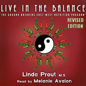 Live in the Balance audiobook cover art