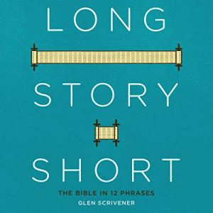 Long Story Short audiobook cover art