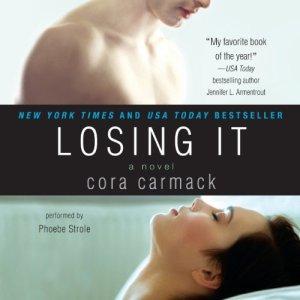 Losing It audiobook cover art