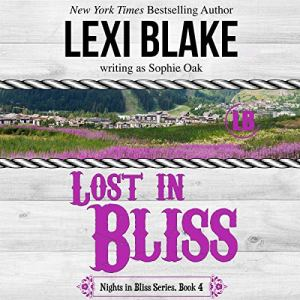 Lost in Bliss audiobook cover art