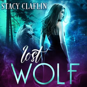 Lost Wolf audiobook cover art