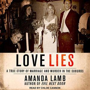 Love Lies audiobook cover art