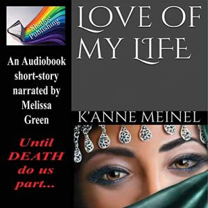 Love of My Life audiobook cover art