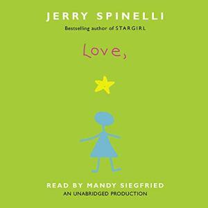 Love, Stargirl audiobook cover art