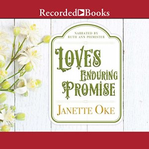 Love's Enduring Promise audiobook cover art