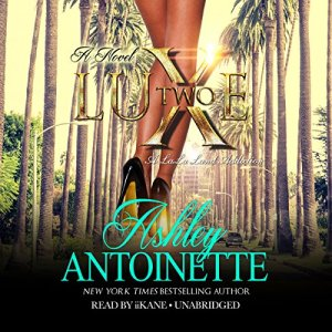 Luxe 2 audiobook cover art