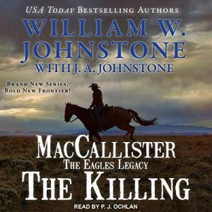 MacCallister: The Eagles Legacy - The Killing audiobook cover art