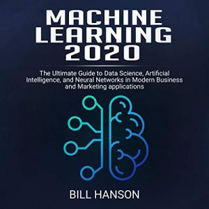 Machine Learning 2020 audiobook cover art