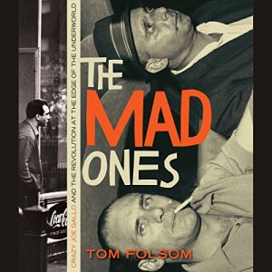 Mad Ones audiobook cover art