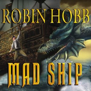 Mad Ship audiobook cover art