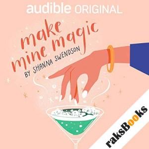 Make Mine Magic audiobook cover art