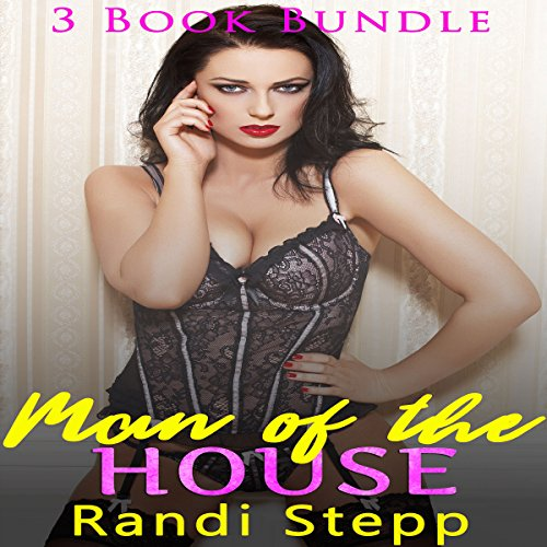 Man of the House 3 Book Bundle: Volume 2 audiobook cover art