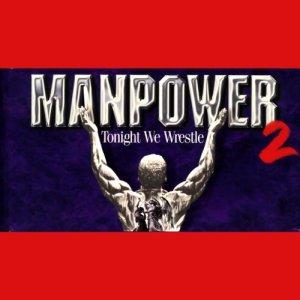 Manpower 2 audiobook cover art