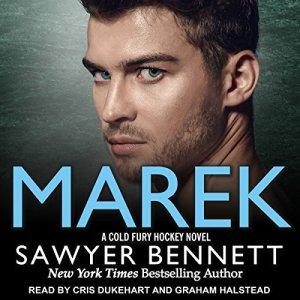 Marek audiobook cover art