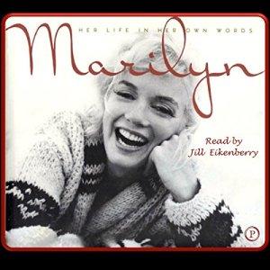 Marilyn audiobook cover art
