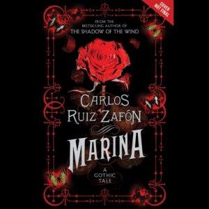 Marina audiobook cover art