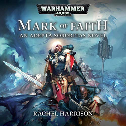 Mark of Faith audiobook cover art