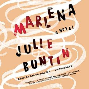 Marlena audiobook cover art