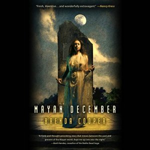 Mayan December audiobook cover art