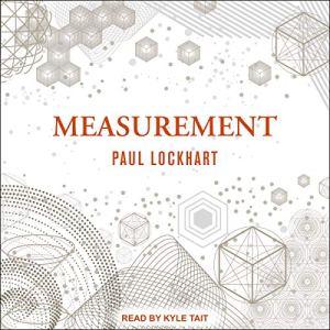 Measurement audiobook cover art