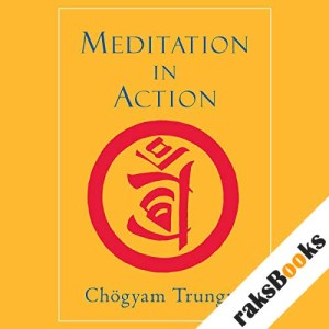Meditation in Action audiobook cover art