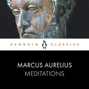 Meditations audiobook cover art