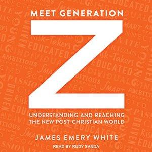 Meet Generation Z audiobook cover art