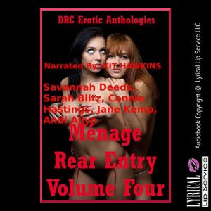Menage Rear Entry, Volume Four audiobook cover art