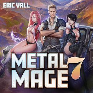 Metal Mage 7 audiobook cover art
