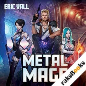 Metal Mage audiobook cover art