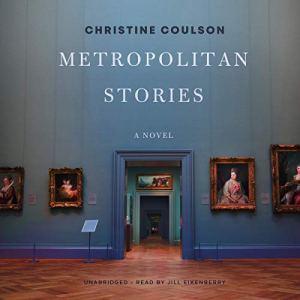 Metropolitan Stories audiobook cover art